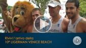 Rivivi gli arrivi della 10a edizione del Ligerman Venice Beach Triathlon Sprint