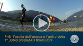 Rivivi la 1a Long Ligerman Triathlon
