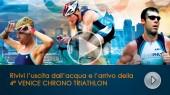 Arrivi della 4ª Venice Chrono Triathlon